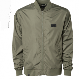 The Trip Badge Bomber Jacket