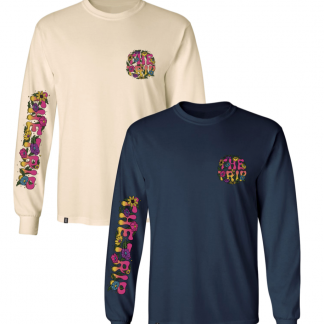 The Trip Floral Long Sleeve