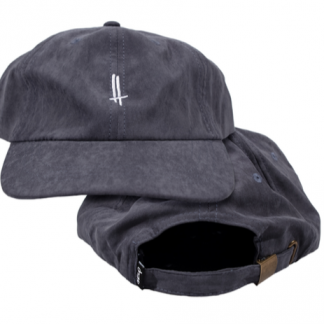 The Trip Suede Life Dad Cap