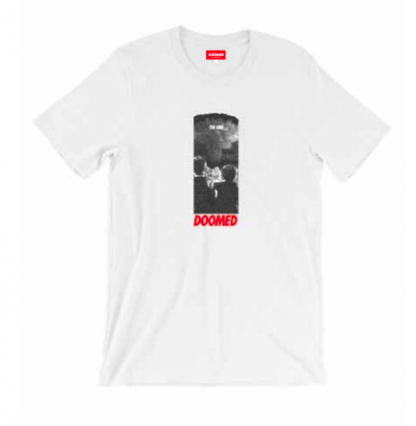 Doomed The End Tee